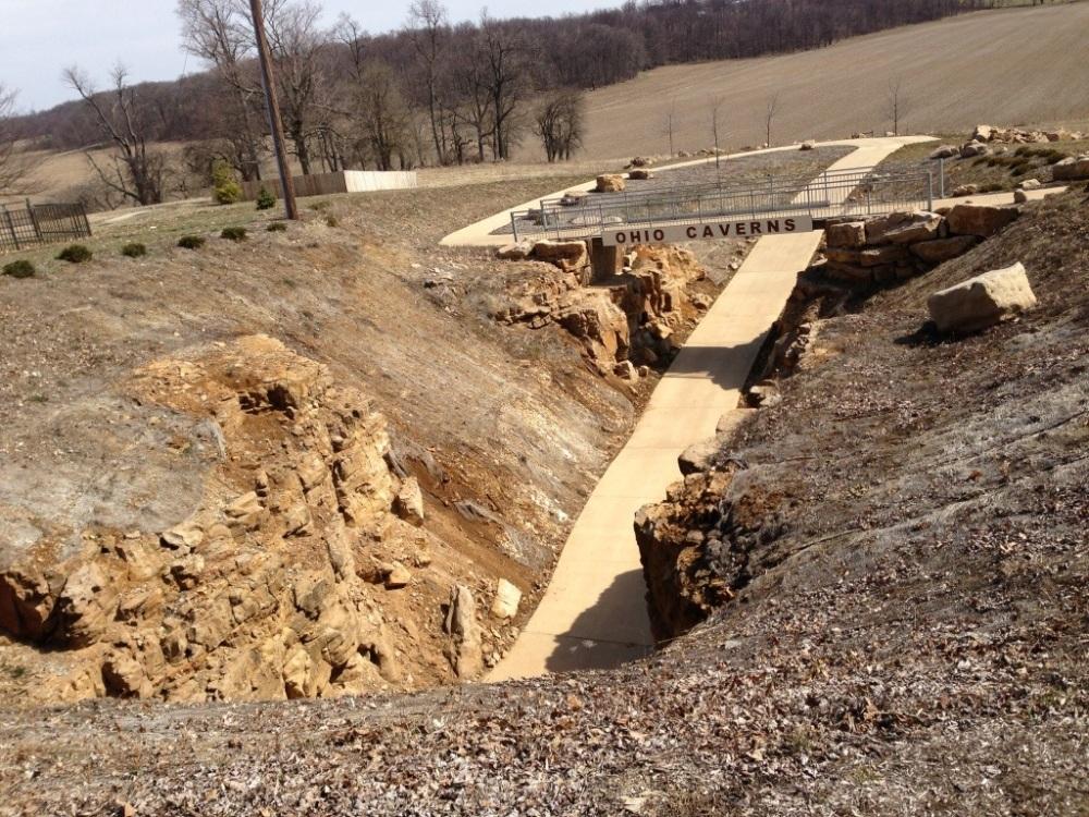Ohio Caverns (2/6)